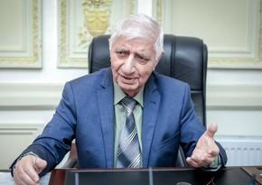 Fikrət Qoca Prezidentə təşəkkür etdi
