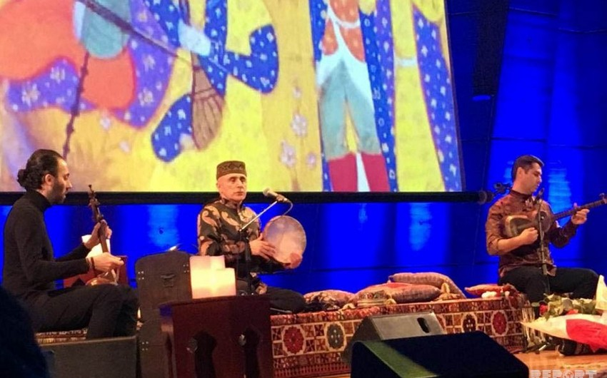 Alim Qasımov UNESCO-nun baş qərargahında konsert verib