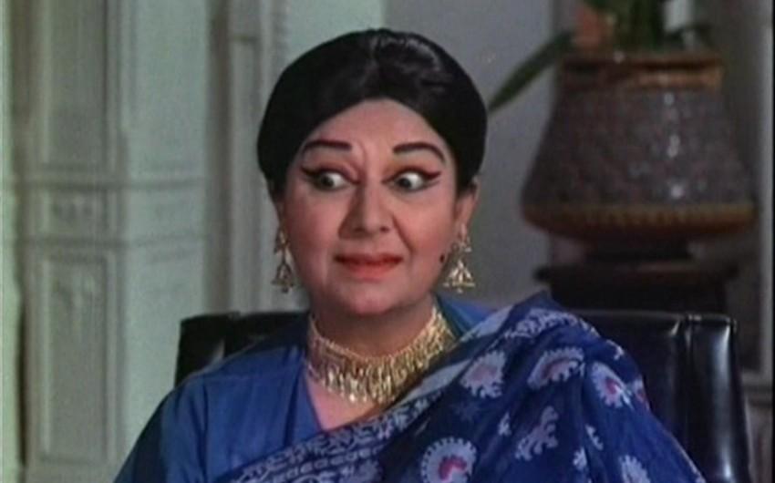 Zita və Gita filmindən tanınan məşhur hind aktrisası vəfat edib