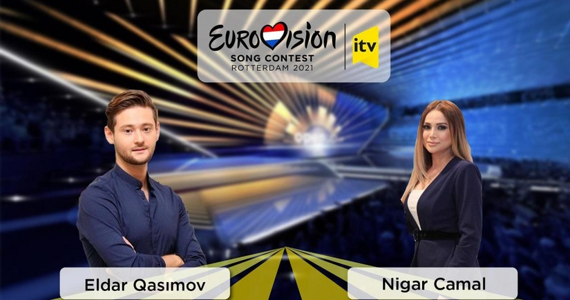 """""""Eurovision-2021""""də Azərbaycandan olan səsverməni elan edəcək şəxslərin adları açıqlanıb"""