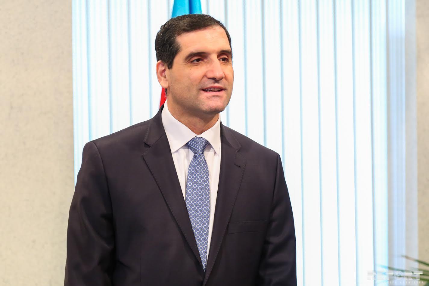 Посол Турции в Азербайджане встретился с журналистами