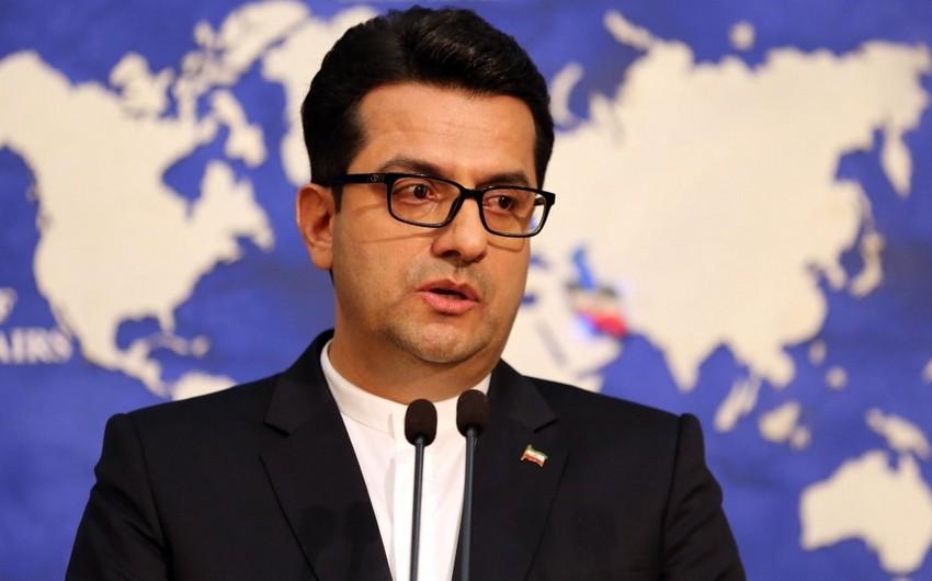 İran koronavirusla bağlı yardıma görə Azərbaycana təşəkkür etdi