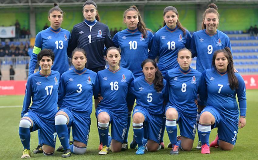 Azərbaycan qadın futbolu üzrə yığması UEFA İnkişaf Turnirinin qalibi olub