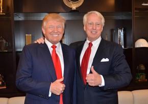 Donald Tramp kiçik qardaşını xəstəxanada ziyarət etdi