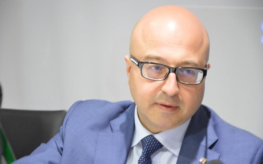 İtaliyanın Mədəni İrs, Mədəniyyət Fəaliyyəti və Turizm Nazirliyinin katib müavini Azərbaycana səfər edəcək