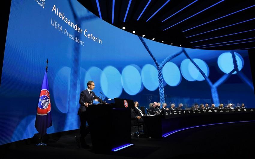 UEFA Konqresi Avropa Super Liqası ilə bağlı bəyanat yaydı