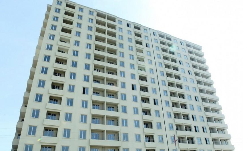 Названо число выданных MİDA в прошлом году льготных квартир