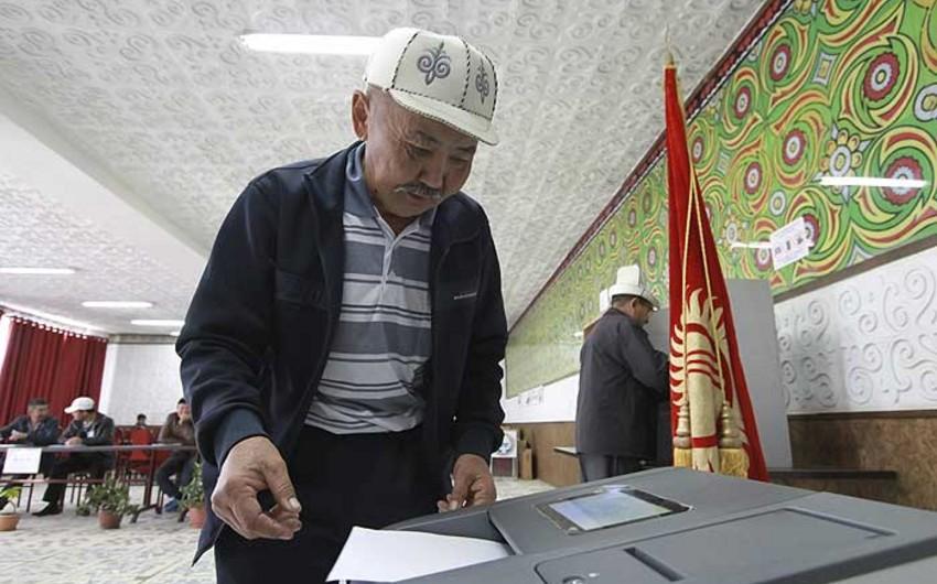 Qırğızıstan Sosial-Demokrat Partiyası seçkilərdə liderliyi qoruyur