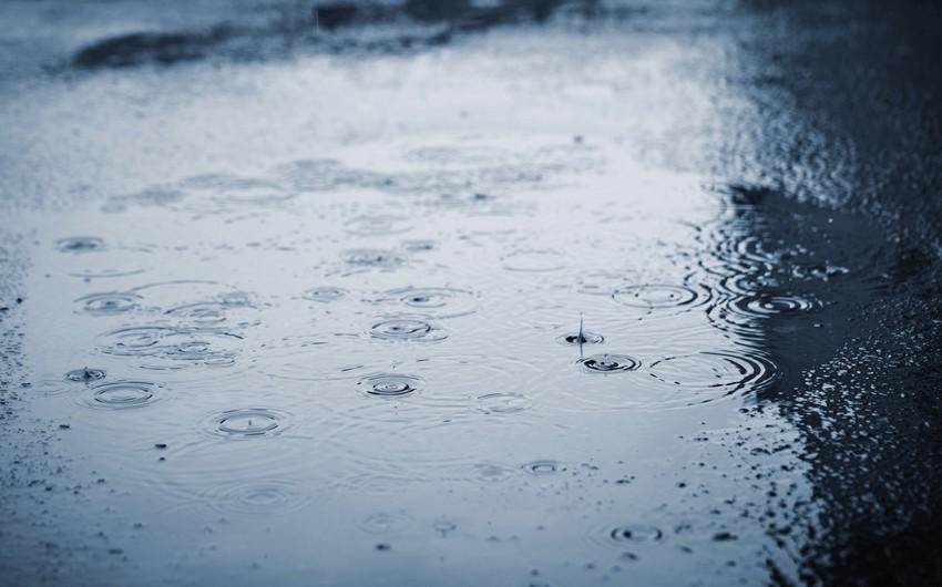 Sabah bəzi rayonlara yağış yağacaq