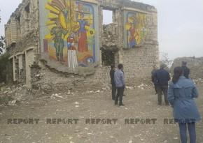 Xarici ekspertlər Ağdamda tarixi abidələrin dağıdılmasını vandalizmaktları kimiqiymətləndiriblər