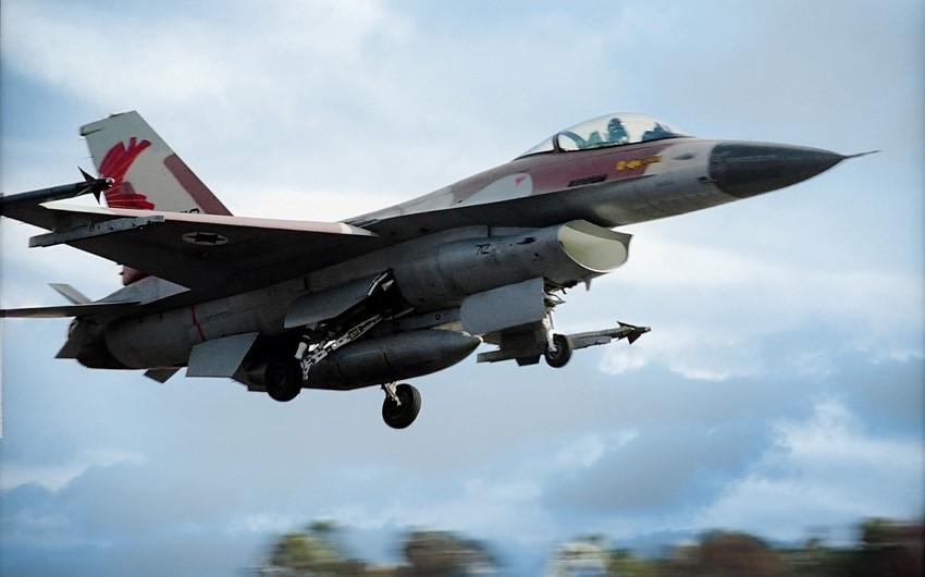 İsrail ordusu Suriyaya hava zərbələri endirib