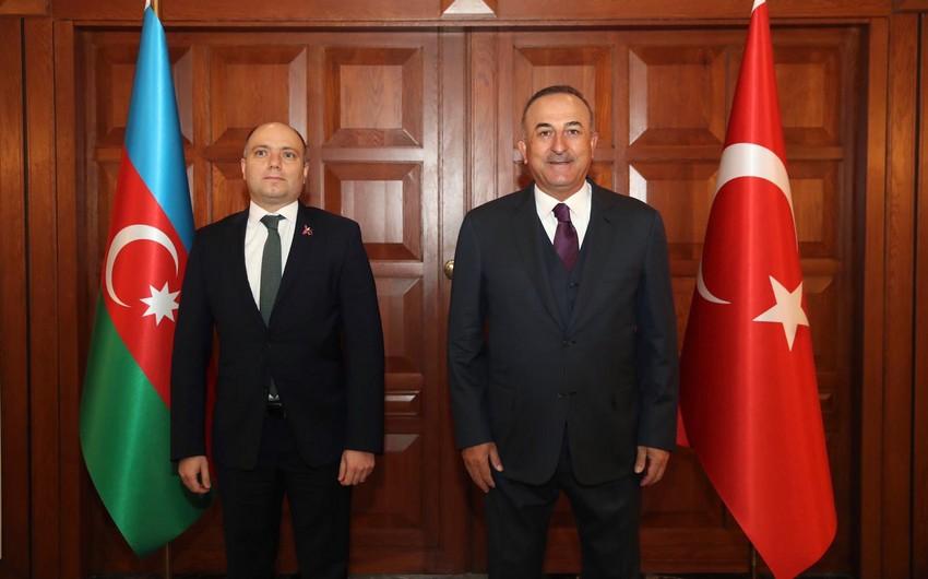 Чавушоглу: Мы будем защищать справедливую борьбу Азербайджана в ЮНЕСКО