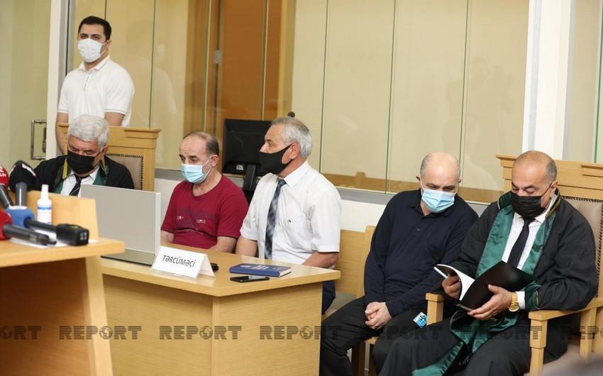 Продолжается суд над пытавшими азербайджанцев армянскими военнослужащими