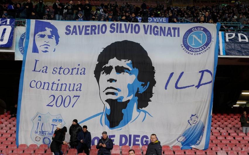Argentinada Maradonanın ölümü ilə əlaqədar olaraq matəm elan edilib