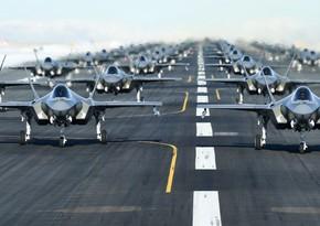 США отложили массовое производство F-35