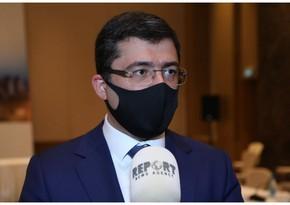 Ахмед Исмаилов: Завершается работа над законопроектом О медиа