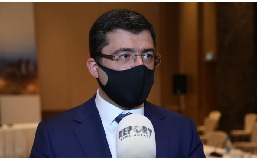 """Əhməd İsmayılov:""""Media haqqında"""" yeni qanun layihəsinin hazırlanması yekunlaşmaq üzrədir"""
