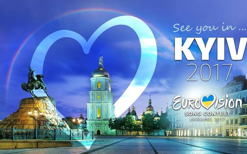 Azərbaycan Eurovision-2017 müsabiqəsinin ilk yarımfinalında çıxış edəcək