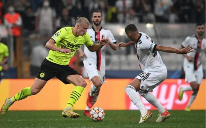 Лига чемпионов: Милан и Интер уступили, Манчестер Сити забил 6 мячей