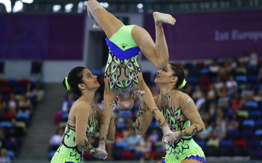 Azərbaycan gimnastları daha bir yarışı medalsız başa vurub