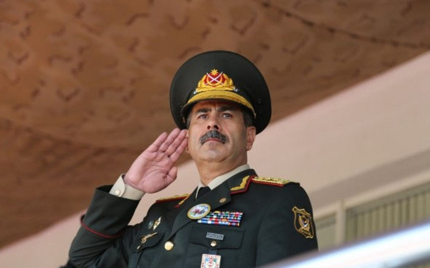 Azerbaijan's Defense Minister to pay official visit to Turkey