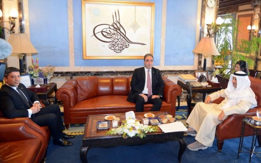 Küveytin baş naziri: Azərbaycanla əlaqələrin bundan sonra da inkişafına yardım etməyə hazırıq
