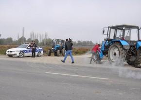 Beyləqanda traktor qəzaya düşüb, sürücü ölüb