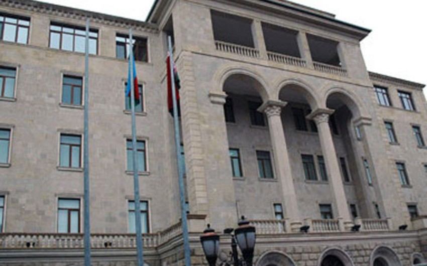 Azerbaijan Defense Ministry issues statement on joint operational-tactical exercises