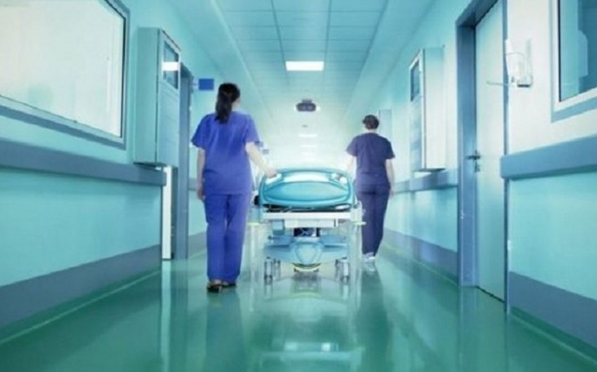 Bakıda 40 yaşlı qadın yol qəzasında yaralandı