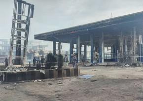 Пожар в Кабуле, погибли девять человек