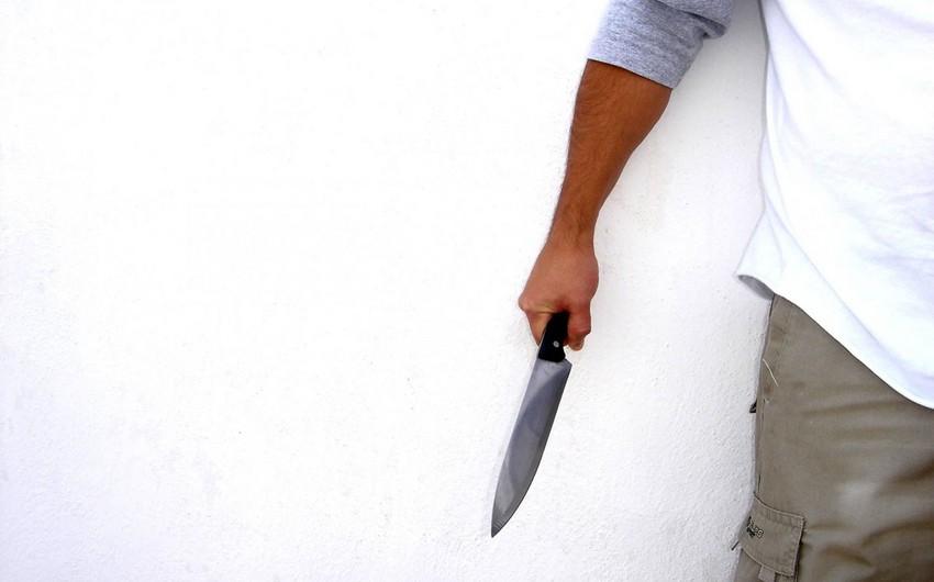 Cəlilabad sakini iki qardaşı bıçaqlayaraq qaçıb