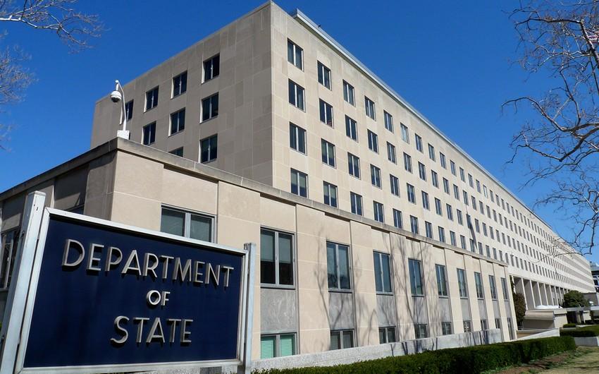 Госдеп США распространил заявление по итогам встреч Помпео по Карабаху