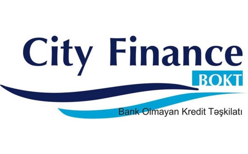 """""""City Finance"""" BOKT-un rəhbərliyi dəyişib"""