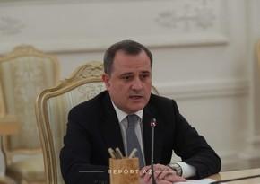 Джейхун Байрамов обсудил Карабахский конфликт с Нэнси Пелоси