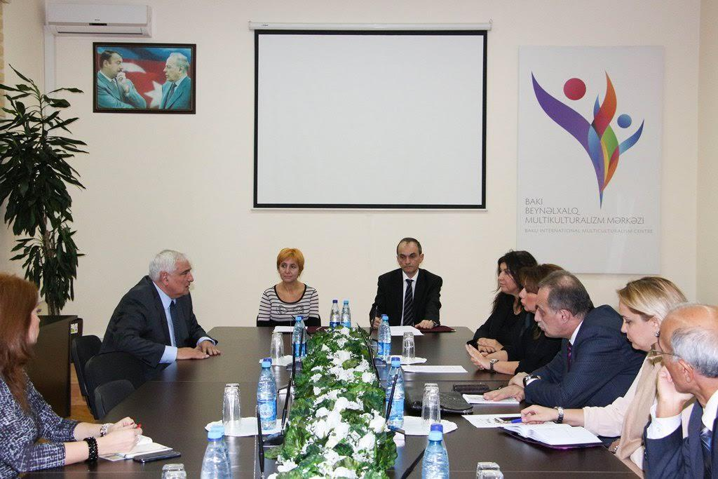 Bakı Beynəlxalq Multikulturalizm Mərkəzinin Bolqarıstan filialı açılıb