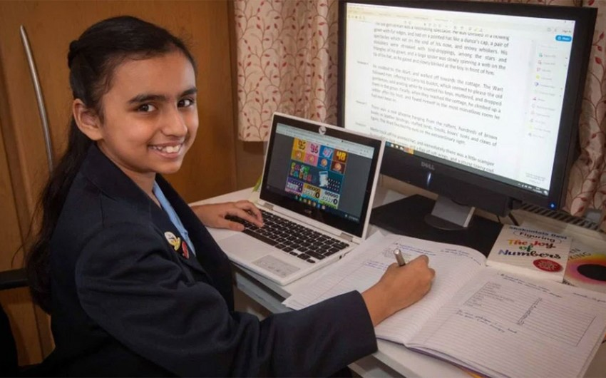 10-year-old girl has a higher IQ than Albert Einstein and Stephen Hawking