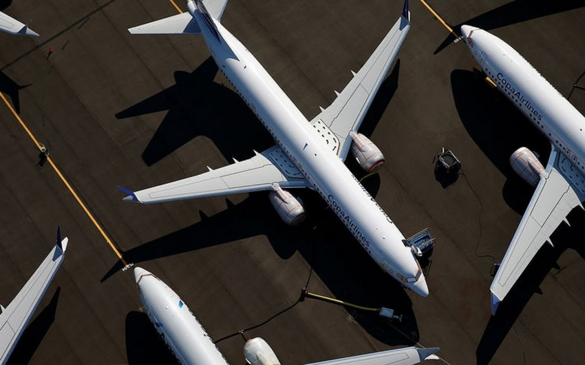 Boeing 737 MAX təyyarələrinin istehsalını dayandıra bilər