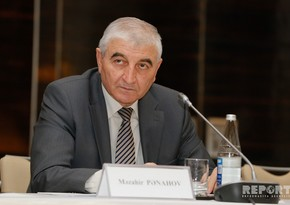 """Mazahir Panahov: """"We will officially announce municipal elections in the next few days"""""""