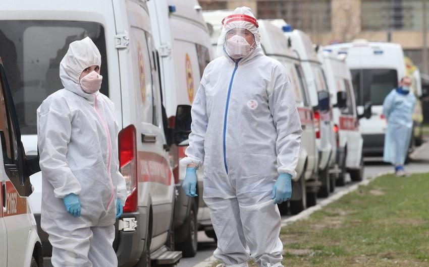 Moskvada daha 65 nəfər koronavirusdan öldü
