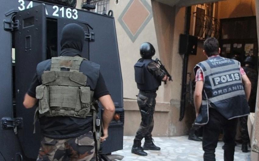 İstanbulda 12 PKK şübhəlisi saxlanılıb