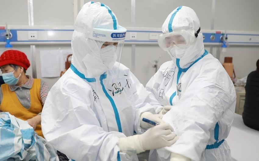 Rusiyada tibbi müəssisənin əməkdaşları koronavirusa yoluxdu