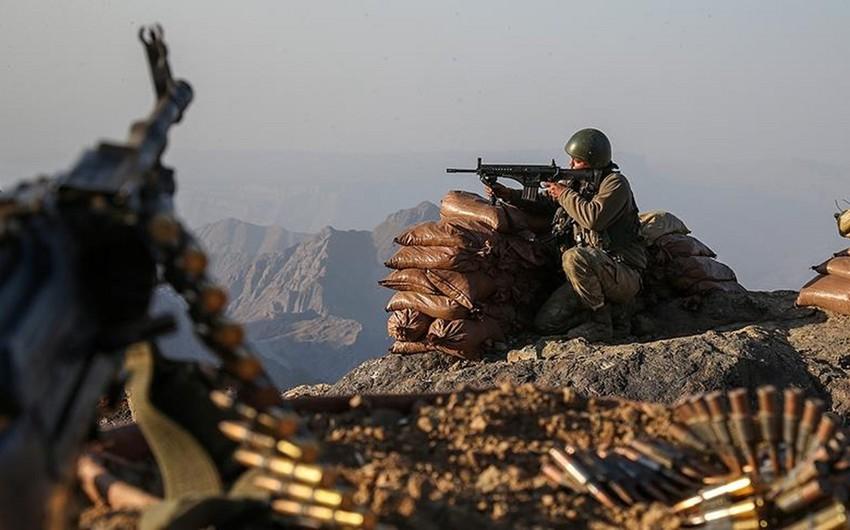 Türkiyə ordusu Suriyada daha 11 terrorçunu zərərsizləşdirib