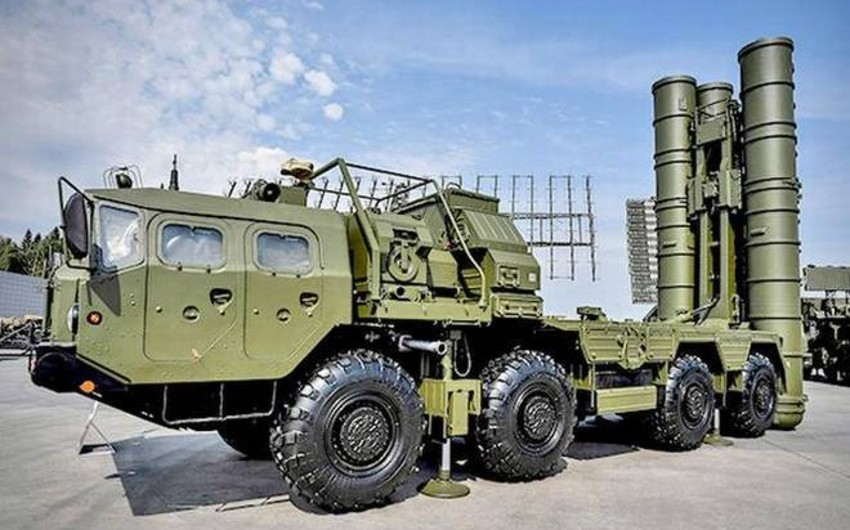 First S-400 in Turkey to be deployed in December