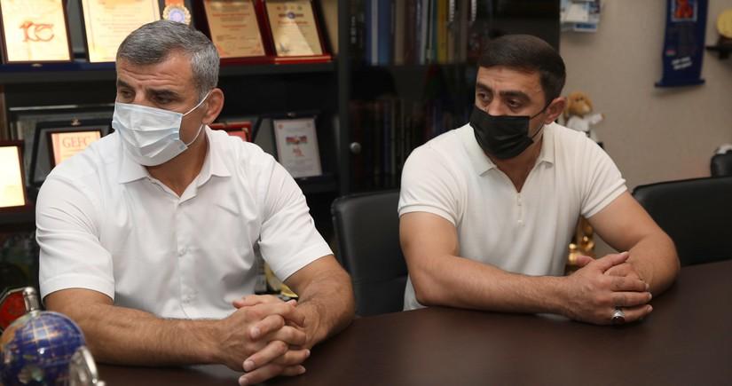 Azərbaycan millisinin baş məşqçisi narazı cüdoçuların ittihamlarına cavab verib