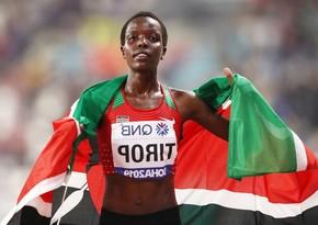 Kenyan world record holder found dead