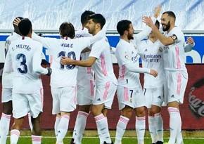 «Реал» в отсутствии Зидана разгромил «Алавес» в матче Ла Лиги
