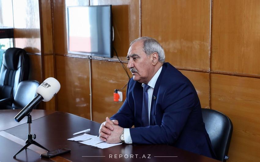 Депутат Фазаил Агамалы: Эльданиз Салимов превысил свои полномочия