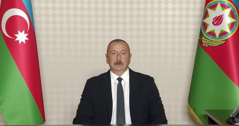 Ильхам Алиев: Азербайджан уже неоднократно публично о заявлял о готовности начать диалог с Арменией
