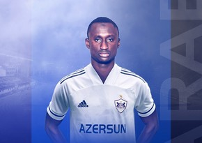 Ibrahima Wadji signs for Azerbaijani football club Qarabağ FK until 2024