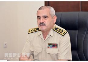 Арзу Рагимову присвоено высшее воинское звание генерал-полковник